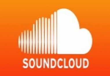 Give you 220 HQ And Active SoundCloud Followers