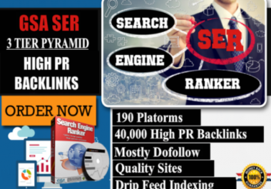 Build A 3 Tier SEO Backlink Pyramid