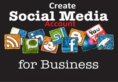 Create Top 120 Social Profiles For Your Business