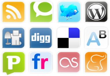 submit your site URL to Social Bookmarking site (250+ sites)