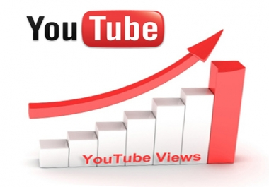 Give you 11011+ High and SAFE YouTube Views +50 Likes Guaranteed within 48-96 hours.