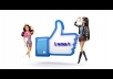 give high quality  1000 facebook like or photo like only