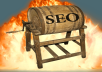 provide churn and burn SEO to rank your site page 1