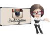 Add 1000+ HQ Instagram Likes or 500+ HQ Instagram Followers Very Fast