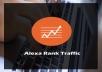 send 10,000 Alexa Ranking Traffic to Your Website
