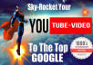 leverage the power of video to top google, youtube search