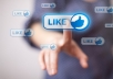 Facebook like Worldwide/Countrywide/Targeted