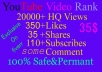 promote your YouTube video real views