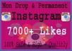 Give 7000+ Instagram Instagram Likes